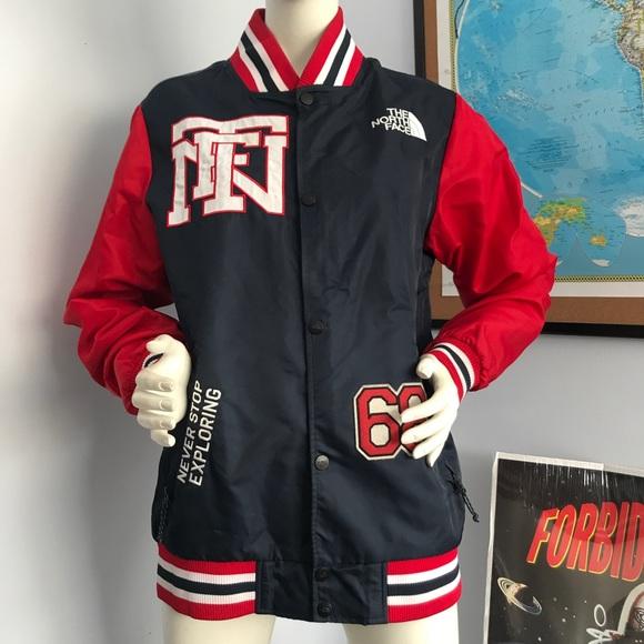 c07b2ee8d RARE - The North Face Varsity Jacket